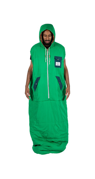 POLER The Napsack - Sac de couchage - XL vert